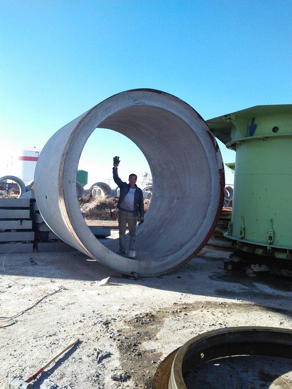 内径3米大口径钢承口管
