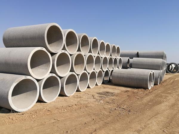平口排水管